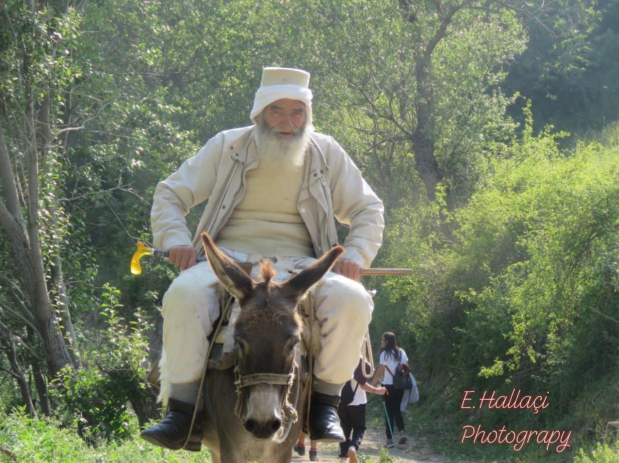 FOTO personazh/ Banor i fshatit Çajë