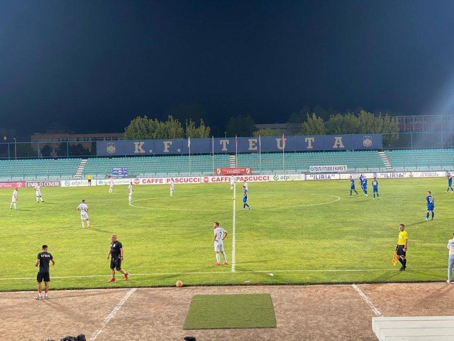 Kukësi humbet 2 me 1, Teuta shkon në finalen e Kupës