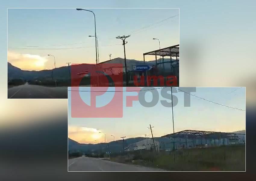 VIDEO/ Puna në aeroportin e Kukësit ka mbetur në vend