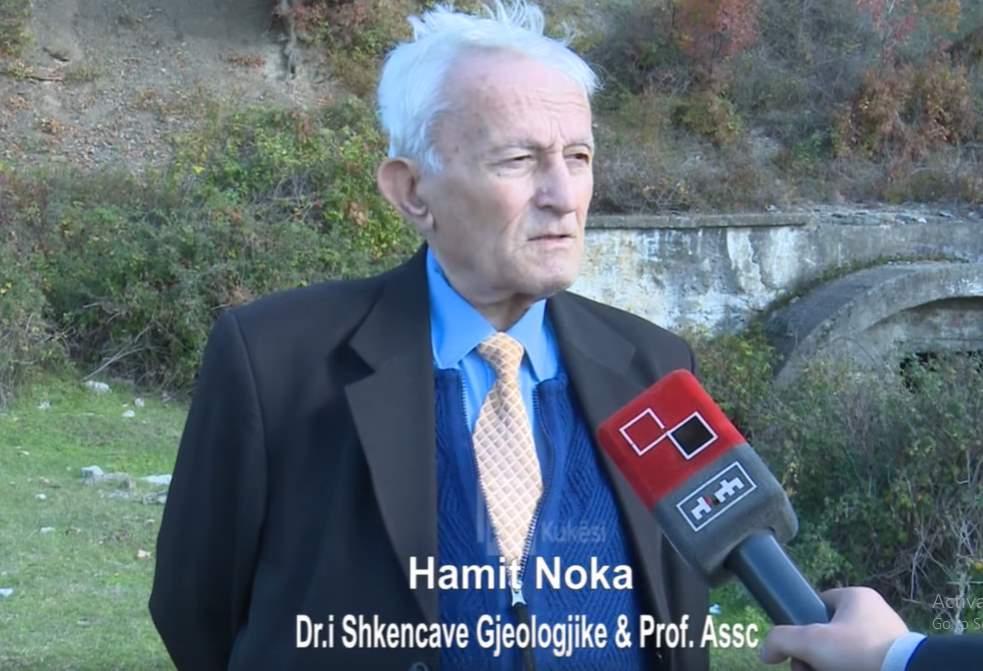 Ndahet nga jeta shkencëtari kuksian, Hamit Noka