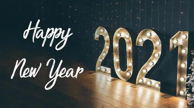 Gëzuar Vitin e ri 2021 nga Luma Post