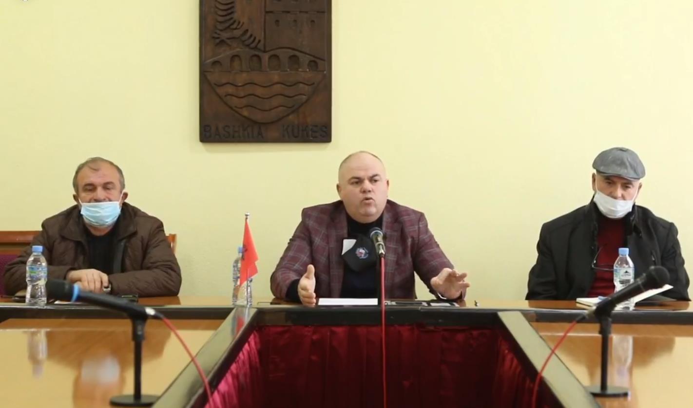 Ikën Asllan Hoxha, Ilir Muçmata drejtori i ri i Ujësjellësit në Kukës