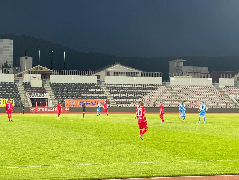 Kukësi humbet sërish, këtë herë ndaj rivalit Partizan