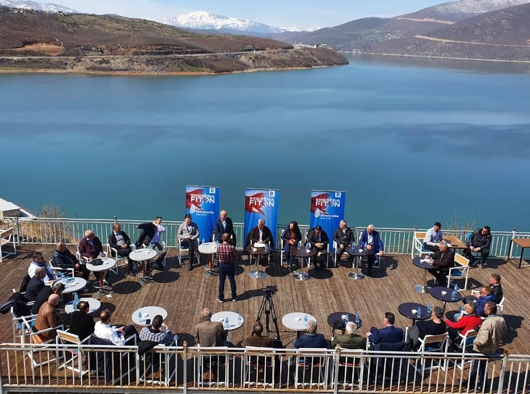 FOTO/ PD e Kukësit hap fushatën elektorale