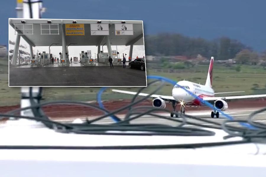 Propaganda me aviona e Ramës dhe realiteti i taksës 6400 lekëshe në Rrugën e Kombit