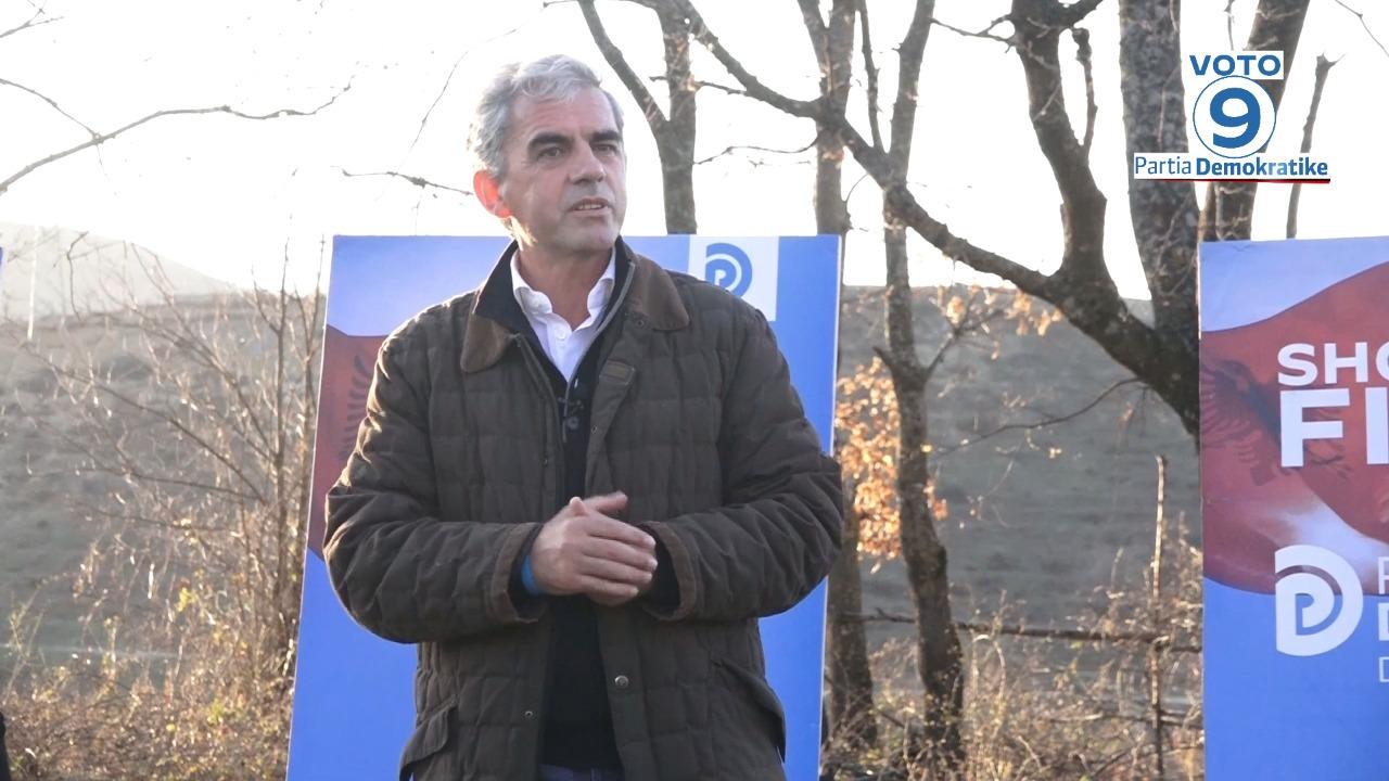 'Dilni masivisht në votime'/ Banorët e Kolesjanit në Kukës mbështetje për PD