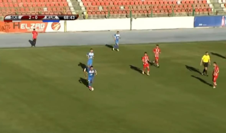 Siç pritej, Kukësi del i humbur nga stadiumi i Korçës