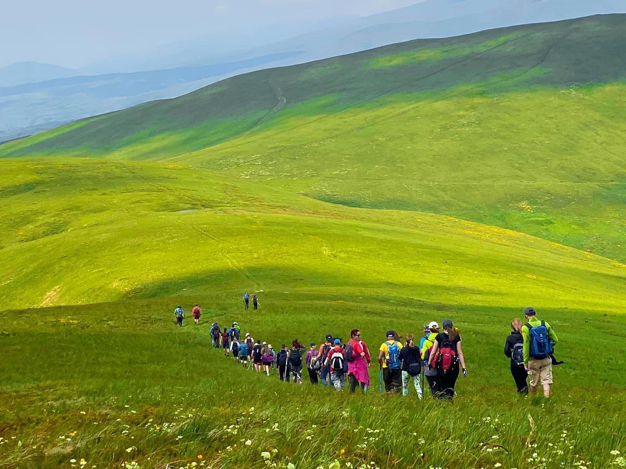 FOTO/ Shtegu i Ngjyrave në Kukës, magjia e turizmit malor