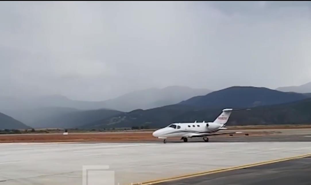VIDEO/ Ç'po ndodh në aeroportin e Kukësit, 4 ditë para nisjes zyrtare të fluturimeve